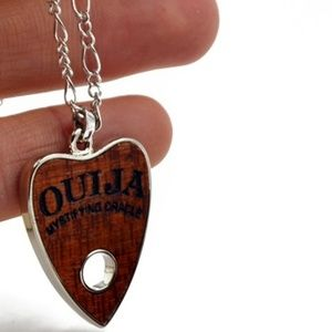 🔮 Ouija Board Planchette Necklace 🔮